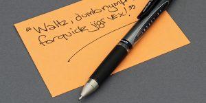 ปากกาเจลคืออะไร